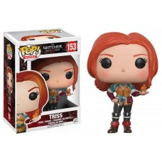 Minor Box Damage Funko Pop! Games 153 The Witcher Wild Hunt Triss Vinyl Action Figure FU12135