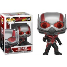 Damaged Box Funko Pop! Marvel 340 Ant-Man and the Wasp Ant Man Pop Vinyl Bobble Head FU30724
