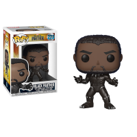 Funko Pop! Marvel 273 Black Panther Movie Black Panther Pop Vinyl Figure FU23129