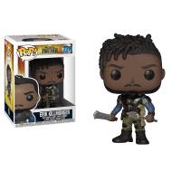 Funko Pop! Marvel 278 Black Panther Movie Erik Killmonger Pop Vinyl Figure