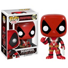 Funko Pop! Marvel 112 Deadpool Dead Pool Thumb Up Pop Vinyl Figure FU7487