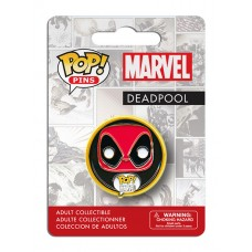 "Funko Pop! Pins Marvel Deadpool 1.25"" Pop FU7280"