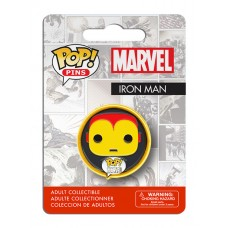 "Funko Pop! Pins Marvel Iron Man 1.25"" Pop FU7283"