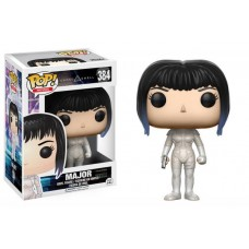 Damaged Box Funko Pop! Movies 384 Ghost in the Shell - Major Mira Vinyl Action Figures FU12404