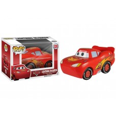 Funko Pop! Disney 128 Cars Lightning McQueen Pop Vinyl Figure FU4237 Vaulted