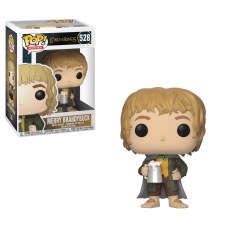 Damaged Box Funko Pop! Movies 528 Lord of the Rings LOTR Merry Brandybuck Pop Vinyl Figure FU13563