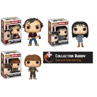 Funko Pop! All Three Movies 456-458 The Shining Jack Wendy Danny Torrance Horror Pop Vinyl Figures