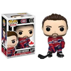 Funko Pop! NHL 22 Shea Weber Home Jersey Canada Exclusive Pop Vinyl FU21271