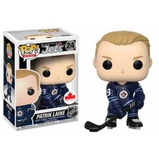 Damaged Box Funko Pop! NHL 24 Patrik Laine Home Jersey Canada Exclusive Pop Vinyl FU21274