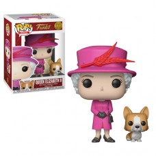 Funko Pop! Royals 01 Queen Elizabeth II 2 2nd Pop Vinyl Figure FU21947