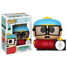Funko Pop! South Park 02 Cartman Piggy Pop Vinyl Figures FU12416