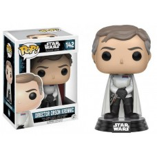 Funko Pop! Star Wars 142 Rogue One Director Orson Krennic Vinyl Action Figure Bobble Head FU10459
