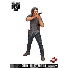 "McFarlane AMC The Walking Dead TWD 10"" Glenn Rhee Deluxe Figure"