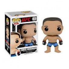 Funko Pop! UFC 03 Chris Weidman Vinyl Action Figures FU10692