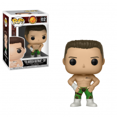Funko Pop! King of Sports 02 Cody The American Nightmare Wrestling Bullet Pop