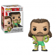 Funko Pop! WWE 51 Jake the Snake Pop Vinyl Action Figure FU29030