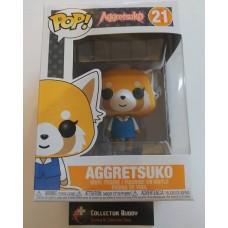 Funko Pop! Aggretsuko 21 Animation Pop Vinyl Figure FU37596