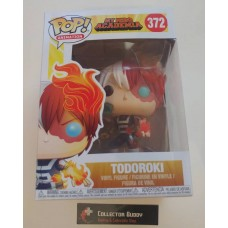 Damaged Box Funko Pop! Animation 372 My Hero Academia Todoroki Pop Vinyl Figure FU32128