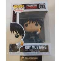 Funko Pop! Animation 393 Fullmetal Alchemist Roy Mustang Pop Vinyl Figure FU30698