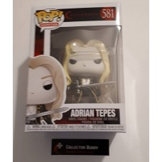 Funko Pop! Animation 581 Castlevania Adrian Tepes Pop Vinyl Figure FU38551