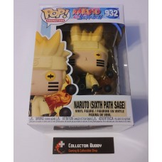 Funko Pop! Animation 932 Naruto Shippuden Naruto Sixth Path Sage Pop Vinyl Action FU49801