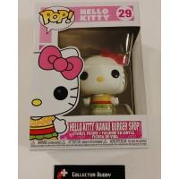 Funko Pop! Hello Kitty 29 Hello Kitty Kawaii Burger Shop Animation FU43472