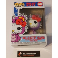 Funko Pop! Hello Kitty 40 Hello Kitty Land Animation Pop Vinyl Figure FU49832