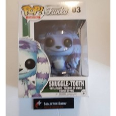 Funko Pop! Monsters 03 Wetmore Forest Snuggle Tooth Pop Vinyl FU15161