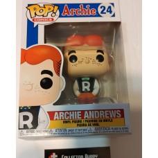 Funko Pop! Comics 24 Archie Andrews Pop Vinyl Figure FU45240 Comic