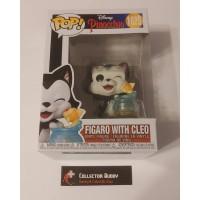 Funko Pop! Disney 1025 Pinocchio Figaro with Cleo Pop Vinyl Figure FU51540