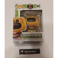 Funko Pop! Disney 1093 Pixar Dug Days Dug with Medal Pop Vinyl Figure FU57385