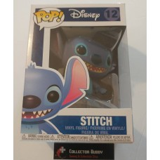 Funko Pop! Disney 12 Stitch Pop Vinyl Figure FU2353