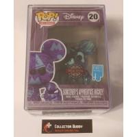 Funko Pop! Art Series 20 Disney Sorcerer's Apprentice Mickey Special Edition Pop FU55077