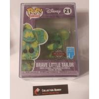 Funko Pop! Art Series 21 Disney Brave Little Tailor Special Edition Pop Artist FU55078