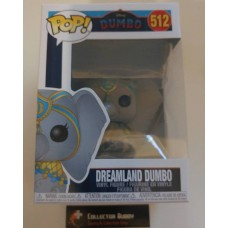 Funko Pop! Disney 512 Dumbo Dreamland Dream Land Pop Vinyl Figure FU34217