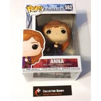 Funko Pop! Disney 582 Frozen II 2 Anna Pop Vinyl Figure FU40886