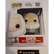 Funko Pop! Disney 610 The Santa Clause Movie Santa Pop Vinyl FU42600