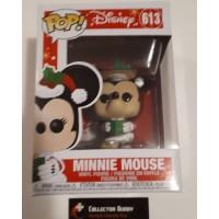 Funko Pop! Disney 613 Minnie Mouse Holidays Christmas Pop Vinyl Figure FU43331