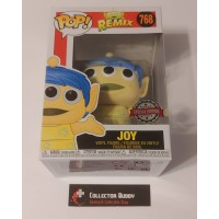 Funko Pop! Disney 768 Pixar Alien Remix Joy Special Edition Pop Vinyl FU49603