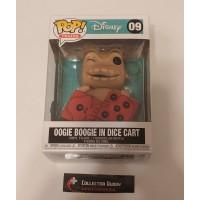 Funko Pop! Disney Train 09 Nightmare Before Christmas Oogie Boogie in Dice Cart FU50632