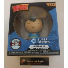 Funko Dorbz 377 DC Super Heroes Superman #1 Comic Book Specialty Series Figure FU15167