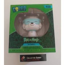 Funko Dorbz 460 Rick and Morty - Snowball Dog Vinyl Figure FU29944