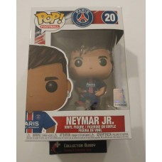 Damaged Box Funko Pop! Football 20 Paris Saint-Germain Neymar Jr Soccer Pop Vinyl Figure FU39827