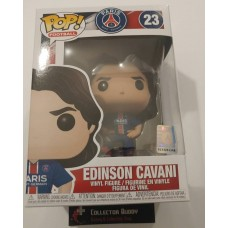 Funko Pop! Football 23 Paris Saint-Germain Edinson Cavani Soccer Pop Figure FU39832
