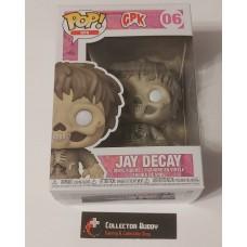 Funko Pop! GPK 06 Garbage Pail Kids Jay Decay Pop Vinyl Figure FU54344