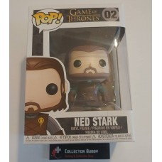 Funko Pop! Game of Thrones 02 Ned Stark Pop Vinyl Figure FU3016