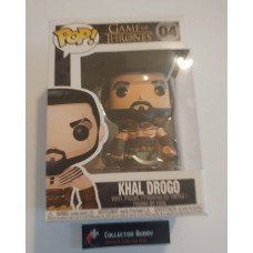 Funko Pop! Game of Thrones 04 Khal Drogo Pop Vinyl Figure FU3013
