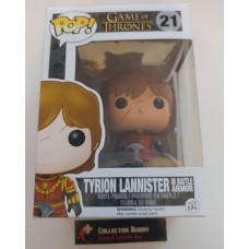 Funko Pop! Game of Thrones 21 Tyrion Lannister in Battle Armor Vinyl Action Figure  FU3779