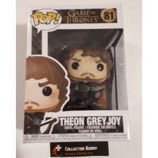 Damaged Box Funko Pop! Game of Thrones 81 Theon Greyjoy with arrow Pop Vinyl Figure FU44821