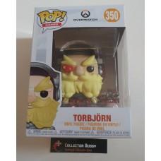 Funko Pop! Games 350 Overwatch Torbjorn Pop Vinyl Action Figure FU32278 Over Watch